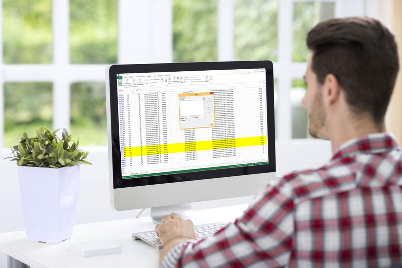Aperiam - Automatizzare le operazioni in Microsoft Excel con le macro registrate