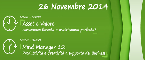 Save the date: 26/11/2014