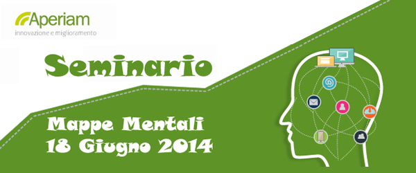 Seminario: Mappe mentali, 18/06/2014