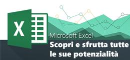 CORSO Microsoft Excel