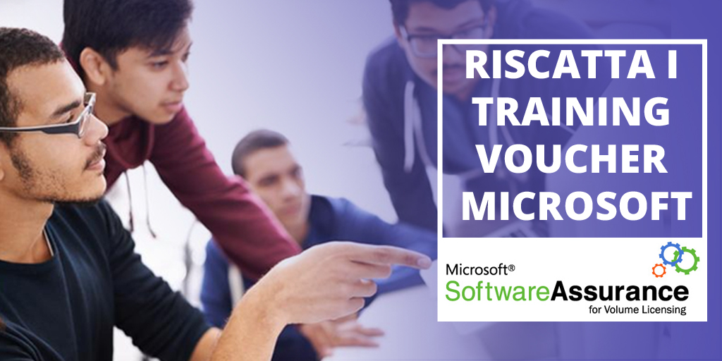 Formazione IT Gratuita? Riscatta i Training Voucher Microsoft