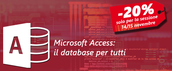 Corso Microsoft Access