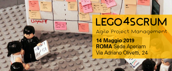 "Seminario ""Lego4Scrum"" - Agile Project Management"