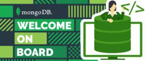 MongoDB: welcome on board