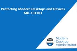 Aperiam orso MD-101T03 Protecting Modern Desktops and Devices