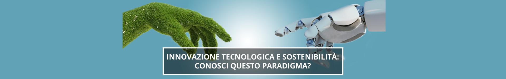 Innovazione tecnologica e sostenibilità - Aperiam