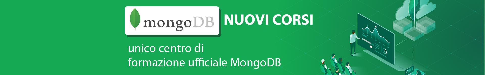 Aperiam - Corsi Ufficiali MongoDB