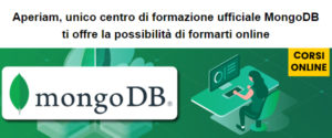 MongoDB Corsi Online