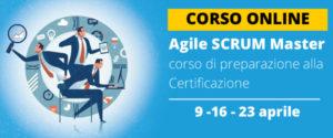Corso online Agile SCRUM Master
