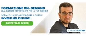 Formazione OnDemand - Stefano Epifani