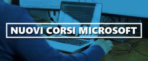 Nuovi Corsi Microsoft