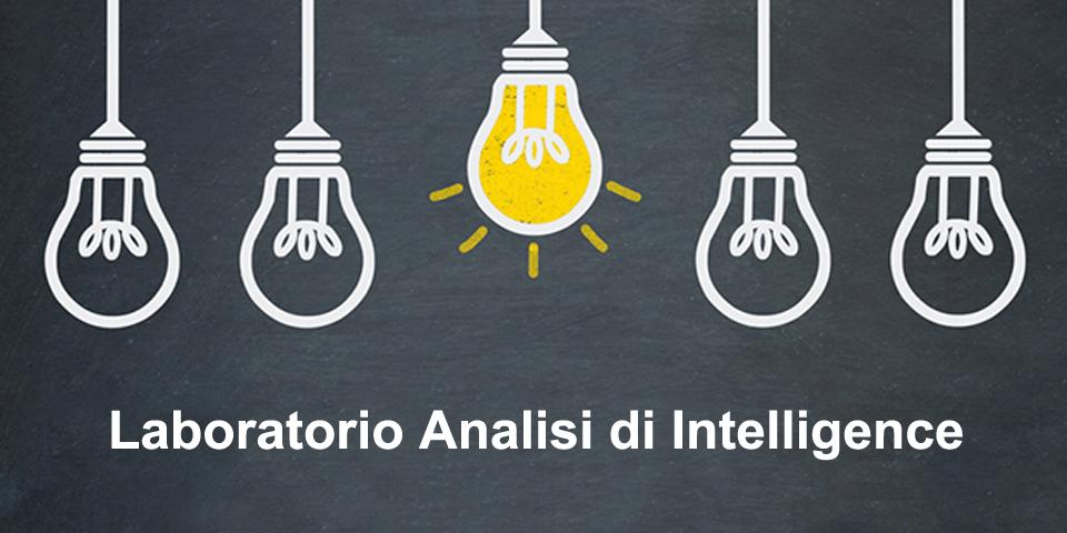 Laboratorio Analisi di Intelligence