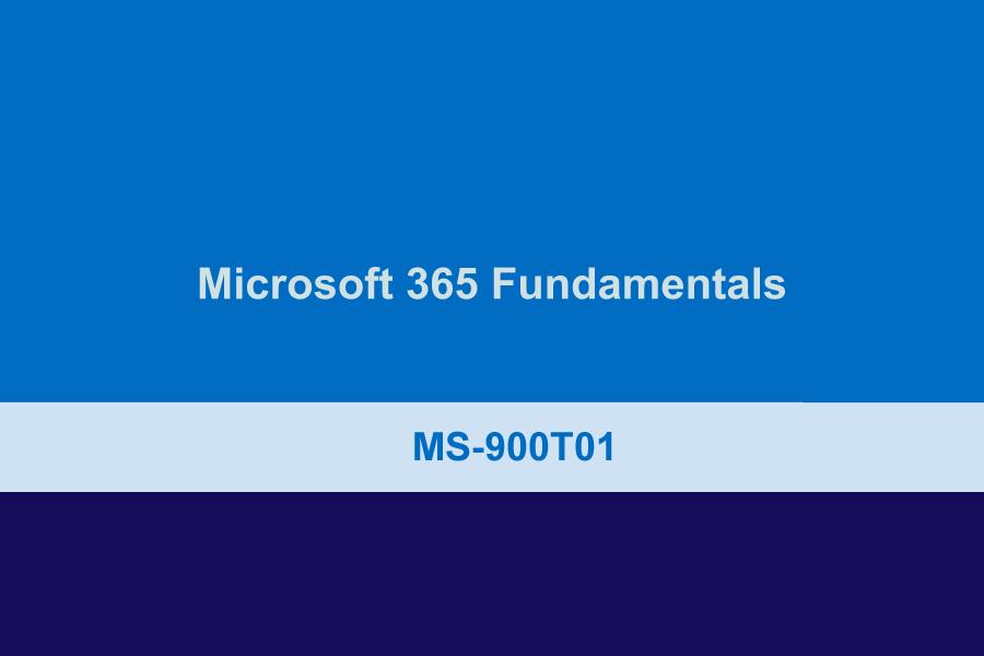 Microsoft365-Fundamentals